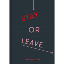 Stay or Leave: A guide to whether to remain in, or end, a relationship