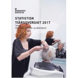 Statistisk tiårsoversigt - Tema: arbejdsliv, pension og dødelighed (2017 (58. årgang))