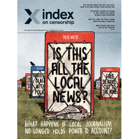 Is This All the Local News? What Happens if Local Journalism No Longer Holds Power to Account?