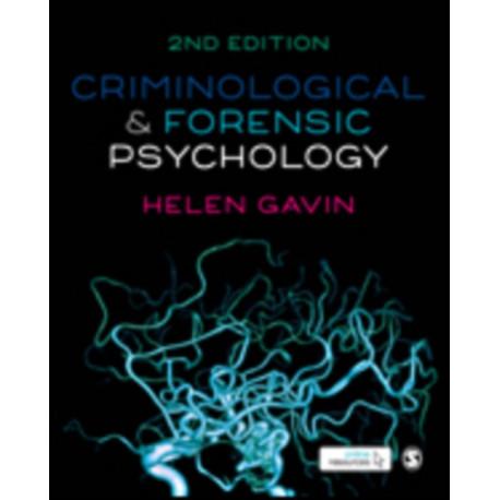 Criminological and Forensic Psychology