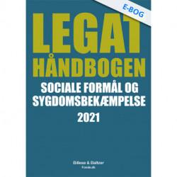 Legathåndbogen Sociale formål og sygdomsbekæmpelse 2021
