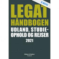 Legathåndbogen Udland, studieophold og rejser 2021