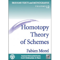 Homotopy Theory of Schemes