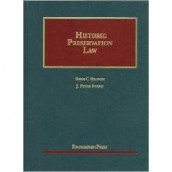 Historic Preservation Law