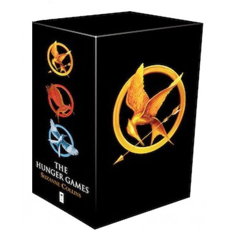 The Hunger Games 1-3  -  Classic boxed edition: Trilogy Classic ed.