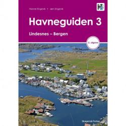 Havneguiden 3: Lindesnes - Bergen, 3. utgave
