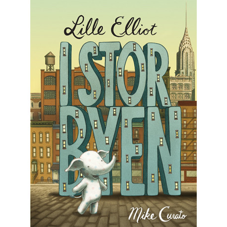 Lille Elliot i storbyen