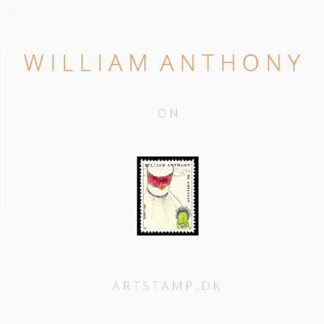William Anthony on artstamp.dk