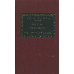 Fear and Trembling: The Book on Adler
