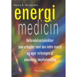 Energi medicin: Selvhelbredelsesteknikker som arbejder med den indre energi og øger virkningen af almindelig lægebehandlin