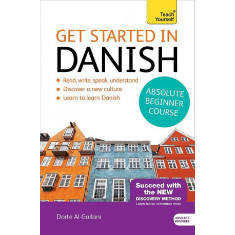 Get Started in Danish: Absolute Beginner Course