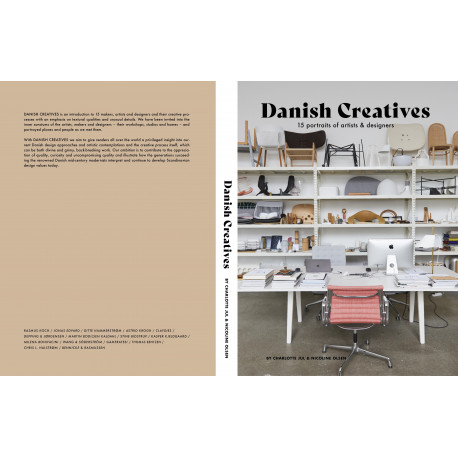 Danish Creatives: 15 portraits of artist & designers