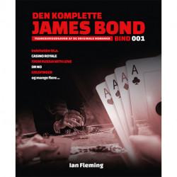 Den komplette James Bond: Bind 001