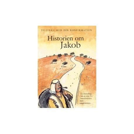Historien om Jakob: en fortælling om at rejse fra barndommen ind i ungdommen