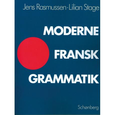 Moderne fransk grammatik