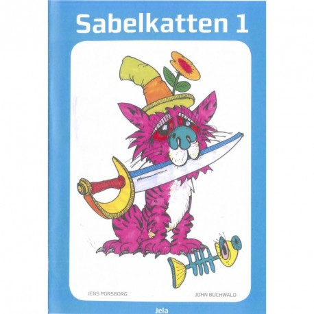 Sabelkatten (Bind 1)