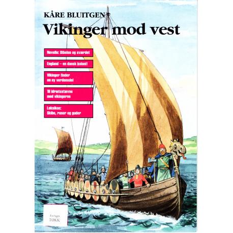 Vikinger mod vest: Vikingerne i England, Grønland og Vinland
