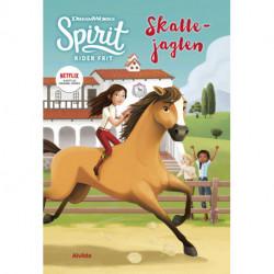 Spirit - Rider frit - Skattejagten