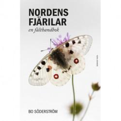 Nordens fjärilar : en fälthandbok: en fälthandbok