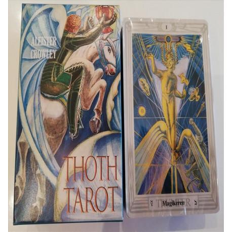 Tarotkort - Aleister Crowley Tarot Standard