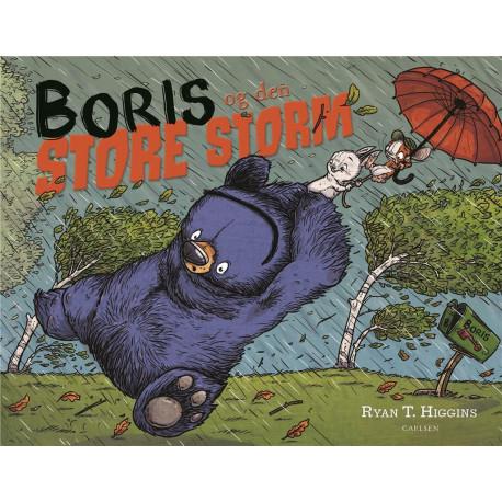 Boris og den store storm