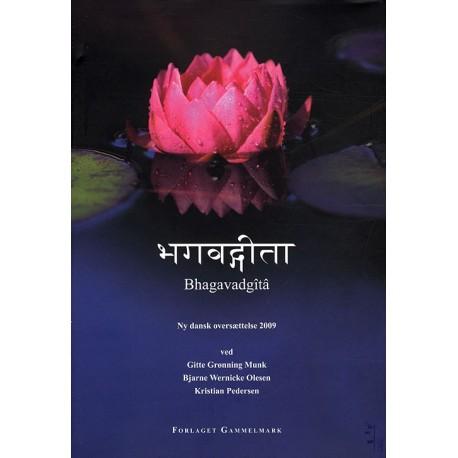 Bhagavadgtâ: ny dansk oversættelse