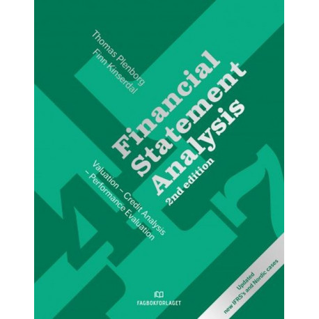 Financial statement analysis : valuation, credit analysis, performance evaluation