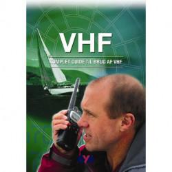VHF håndbog: Komplet guide til brug af VHF.