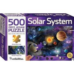 Solar System 500 Piece Jigsaw Puzzle