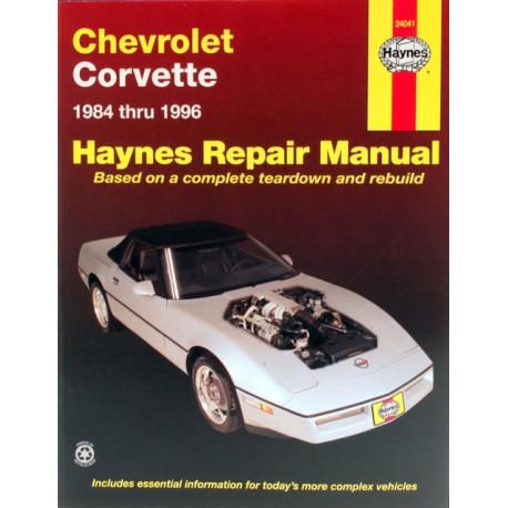 Chevrolet Corvette (84 - 96)