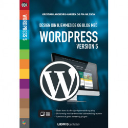 Design din hjemmeside og blog med WordPress 5