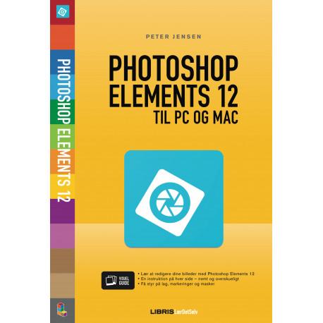 Photoshop Elements 12: til PC og Mac