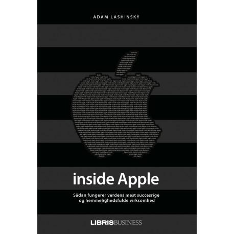 Inside Apple: Sådan fungerer verdens mest succesrige og hemmelighedsfulde virksomhed