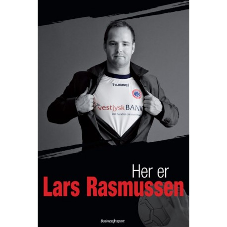 Her er Lars Rasmussen