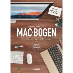 Mac-bogen – Den komplette guide til OS X El Capitan: Alt det du kan med din Mac