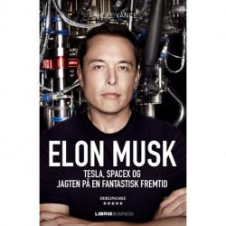 Elon Musk: Tesla, SpaceX og jagten på en fantastisk fremtid