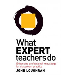What Expert Teachers Do: Enhancing Professional Knowledge for Classroom Practice