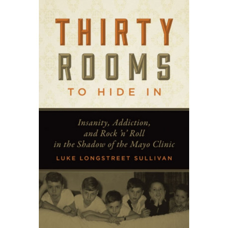 Thirty Rooms to Hide In: Insanity, Addiction, and Rock 'n' Roll in the Shadow of the Mayo Clinic