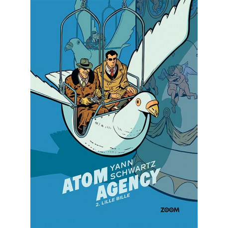 Atom Agency 2:Lille bille