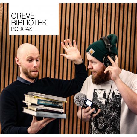 Greve Biblioteks Podcast - LYTTEKLUBBEN -12 - Meter i sekundet
