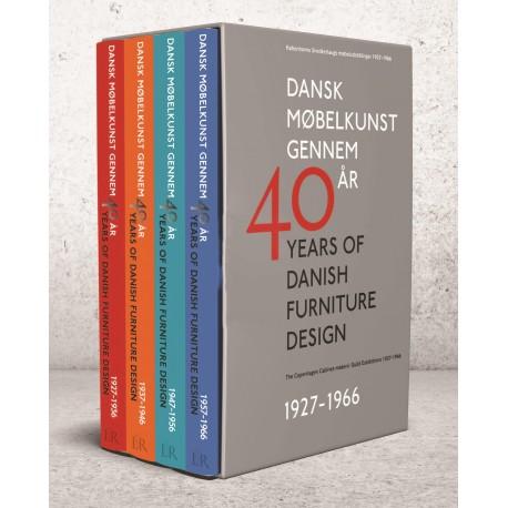 Dansk møbelkunst gennem 40 aar - 1927-1966: 40 Years of Danish Furniture Design - 1927-1966