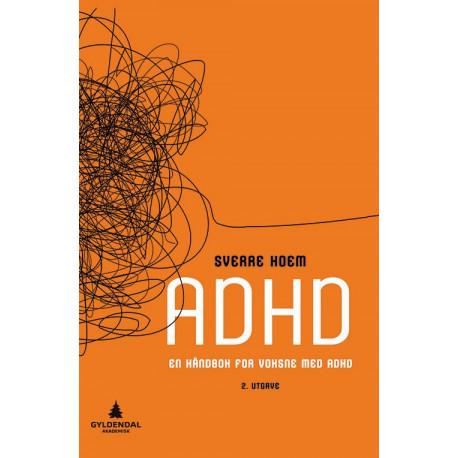 ADHD : en håndbok for voksne med ADHD