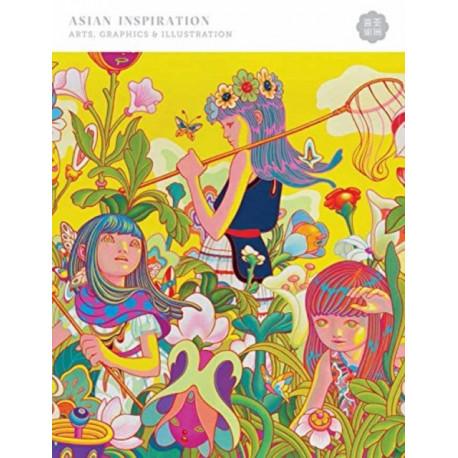 Asian Inspiration: Art, Graphics & Illustrations