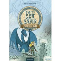 Den Grå Safir 4: En hule fuld af drager