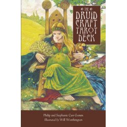 The DruidCraft Tarot: Deck and Pocket Book : Using the Magic of Wicca and Druidry to Guide Your Life