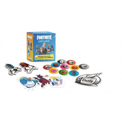 FORTNITE (Official) Loot Pack: Includes Pins, Patch, Vinyl Stickers, and Magnets!