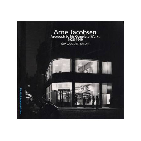 Arne Jacobsen Approach to his complete works 19