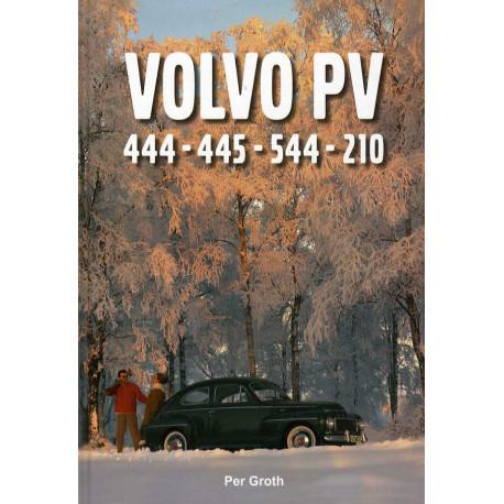 Volvo PV: 444 - 445 - 544 - 210