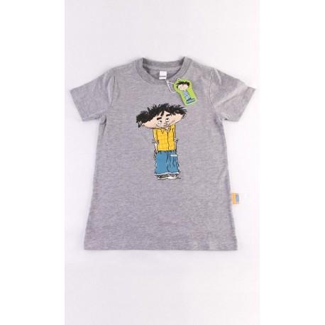 Vitello t-shirt: Str. 6-7 år 116-122 cm