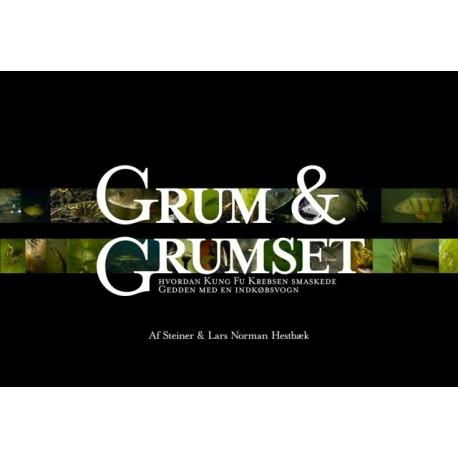 Grum & grumset: hvordan Kung Fu Krebsen smaskede Gedden med en indkøbsvogn - [RODEKASSE/DEFEKT]